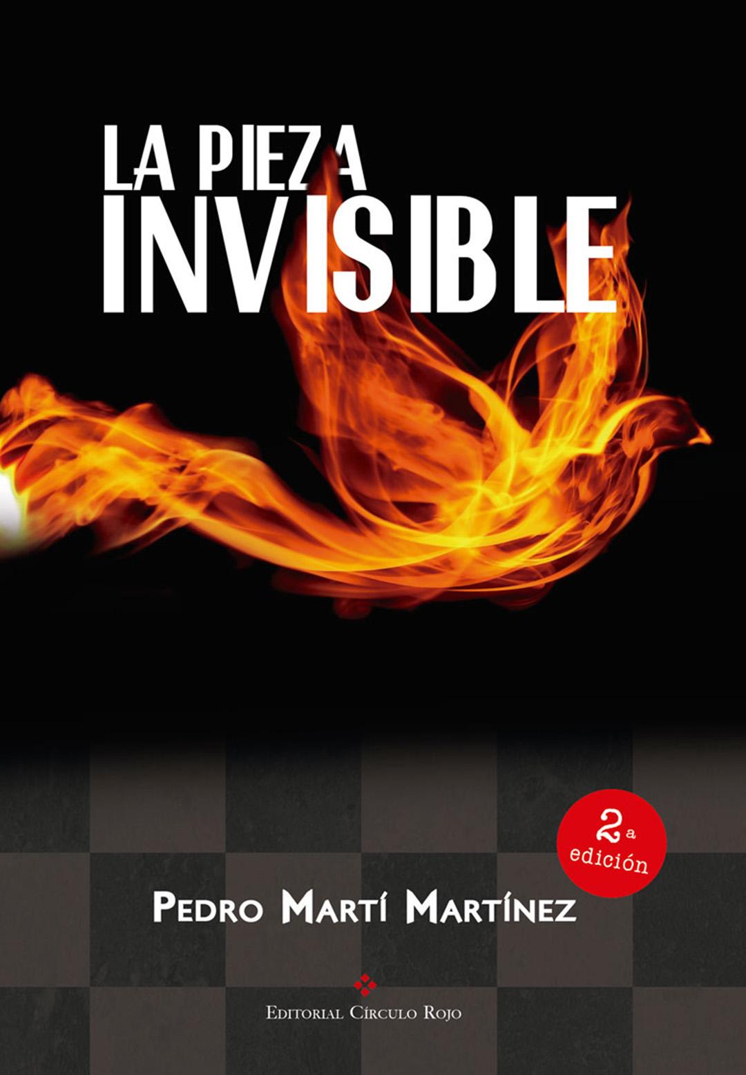 la pieza invisible Pedro Martí